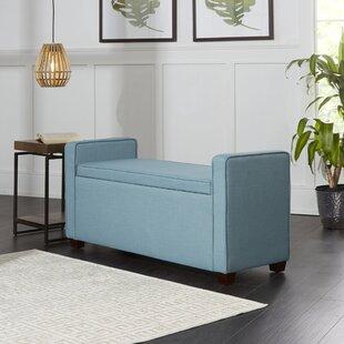 Red Barrel Studio Rymer Upholstered Storage Bench