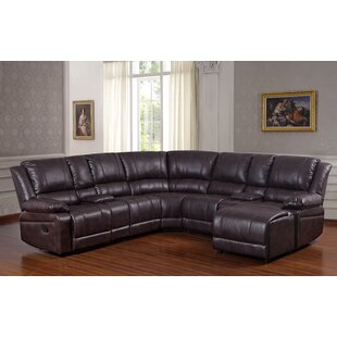 Shop Javed Reclining Sectional by Red Barrel Studio