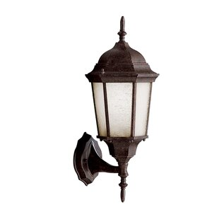 Find for 1-Light Outdoor Sconce By Kichler