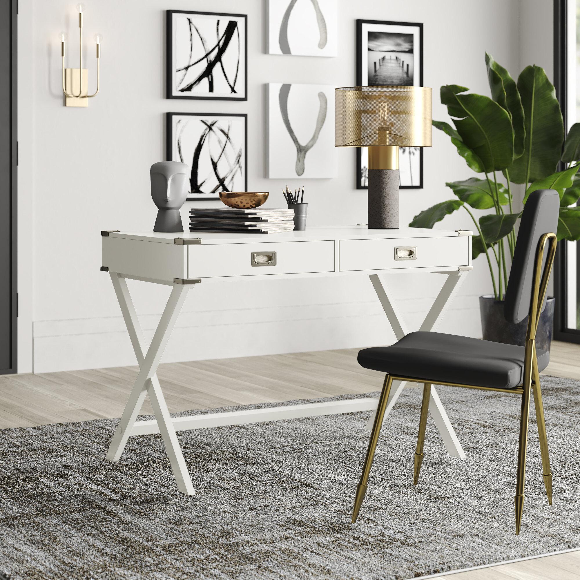 Modern Contemporary Desks Free Shipping Over 35 Wayfair