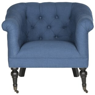 Crown Armchair by Alcott Hill