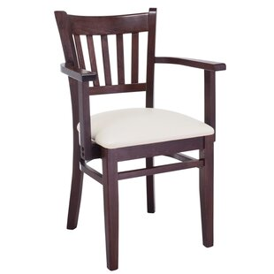 Jeske Slatback Arm Chair