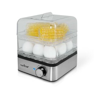 Electric Food Steamer, Egg Cooke/Boiler