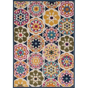 Yellow Gold Outdoor Rugs You Ll Love Wayfair