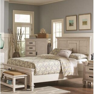 Friddle Panel Bed by Highland Dunes