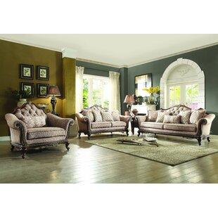 Bonaventure Park Configurable Living Room Set By Homelegance