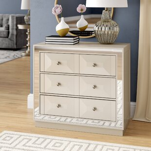 Scally 3 Drawer Chest by Everly Quinn