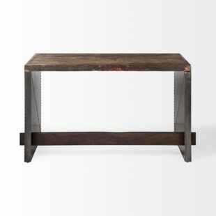Hastings Solid Wood Office Desk by Williston Forge