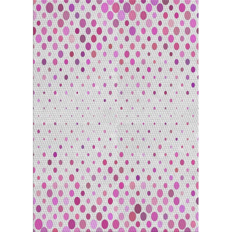 Latitude Run Okamoto Hand Tufted Wool Pink Area Rug Wayfair