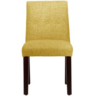 William Street Tapered Upholstered Dining Chair Red Barrel Studio