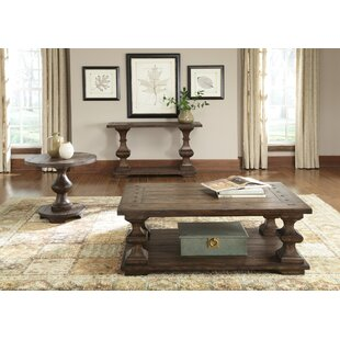 Best Howardwick 3 Piece Coffee Table Set By Greyleigh