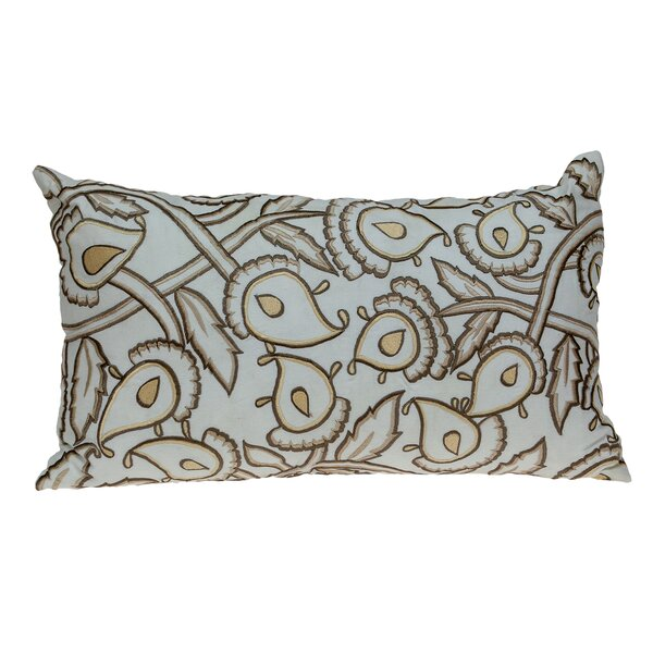 One Allium Way Freddie Paisley Lumbar Pillow Wayfair