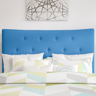 Buy luxury Stearns Full Upholstered Panel Headboard by Wrought Studio
