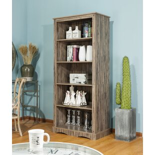 Brents Standard Bookcase by Loon Peak Design