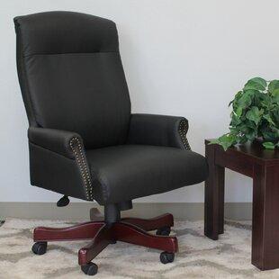Three Posts Gormley Traditional Executive Chair