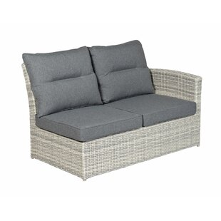 Crewe 2 Piece Garden Sofa Set With Cushions (Set Of 2) By Sol 72 Outdoor