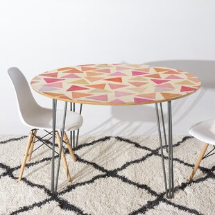 Hello Sayang Love Triangles Dining Table