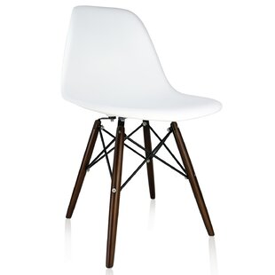 Wrought Studio Whiteaker Molded Plastic Dining Chair