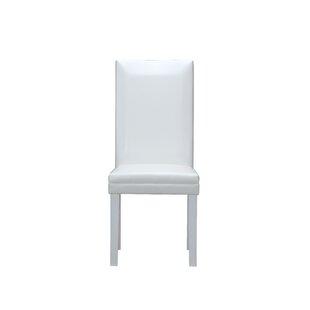Wellbrock Upholstered Dining Chair (Set of 2) by Orren Ellis