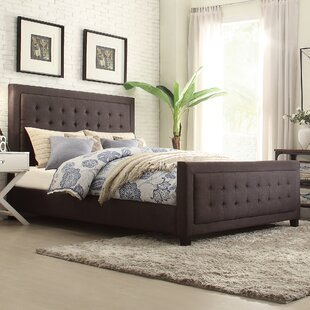 Woodside Upholstered Platform Bed by Three Posts Best #1