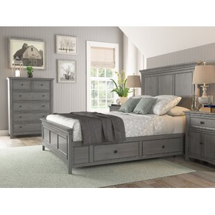 Three Posts Sefton Storage Platform Bed