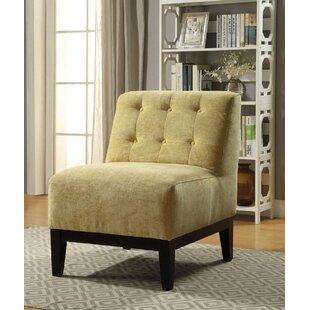 Nelligan Fabric Slipper Chair by Red Barrel Studio
