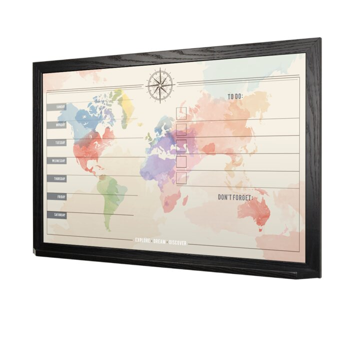 World Map Magnetic Wall Mounted Whiteboard on dry erase wall maps, red wall maps, home wall maps, blue wall maps, creative wall maps, magnetic us maps, glass wall maps, vinyl wall maps, wood wall maps, laminated wall maps, electronic wall maps, paris wall maps,