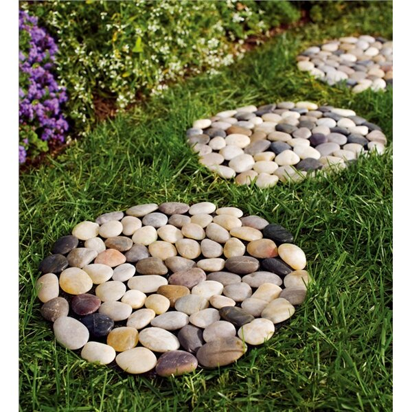 Solar Stepping Stones | Wayfair