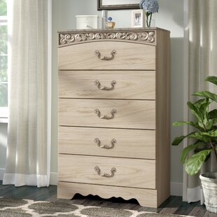 Emely 5 Drawer Chest