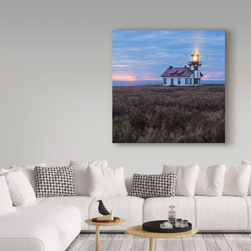 Trademark Art Point Cabrillo Light Station Photographic Print On Wrapped Canvas Includes an introduction to cabrillo. wayfair