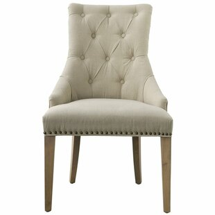 Olivet Upholstered Dining Chair by Gracie..