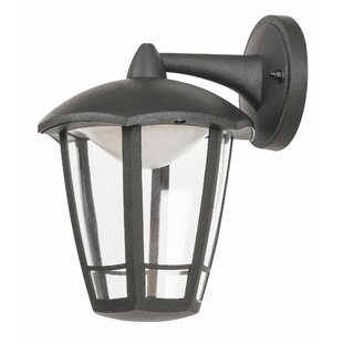 Burden LED Outdoor Wall Lantern By Marlow Home Co.