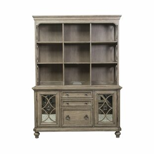 Sibylla Desk Office Suite by Birch Lane™ Heritage Great Reviews