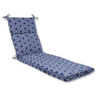 Averie Indoor/Outdoor Chaise Lounge Cushion By Highland Dunes
