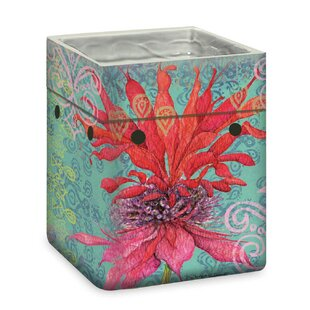 Bee Balm Ceramic Fragrance Wax Warmer