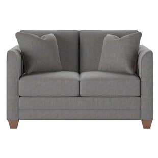 Sarah Loveseat by Wayfair Custom Upholstery™