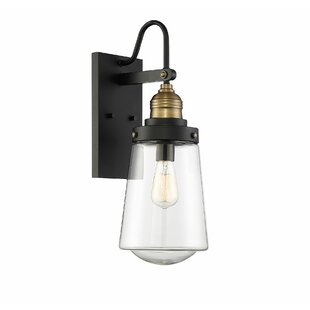 Poplar LED Outdoor Sconce