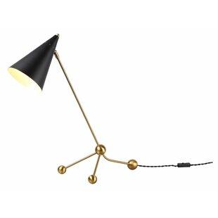 Deals Moriann 26 Desk Lamp ByCorrigan Studio