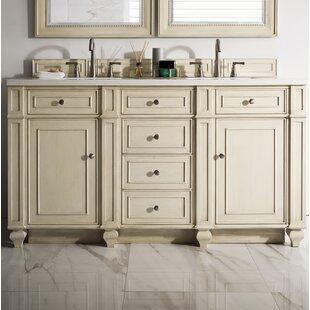 60 Inch Bathroom Vanities You'll | Wayfair.ca  In Bathroom Vanity on dual sink vanity, 16 inch sink vanity, ramp sink vanity,