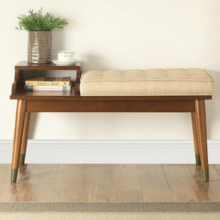 Vachon Upholstered Storage Bench by George Oliver