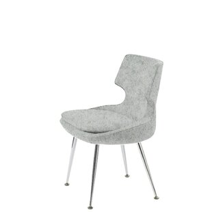 Hedges Upholstered Dining Chair by Orren Ellis
