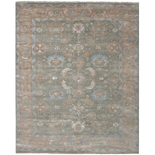 8d0b759a384 One-of-a-Kind Snellville Hand-Knotted 8' x 9'11