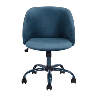 Jameown Velvet Task Chair