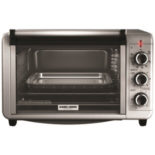 Black & Decker Toaster Oven Broiler