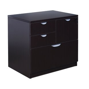 Park Avenue 4-Drawer Combo File