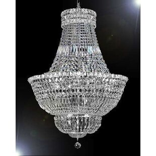 Rosdorf Park Stewart 9-Light Chandelier