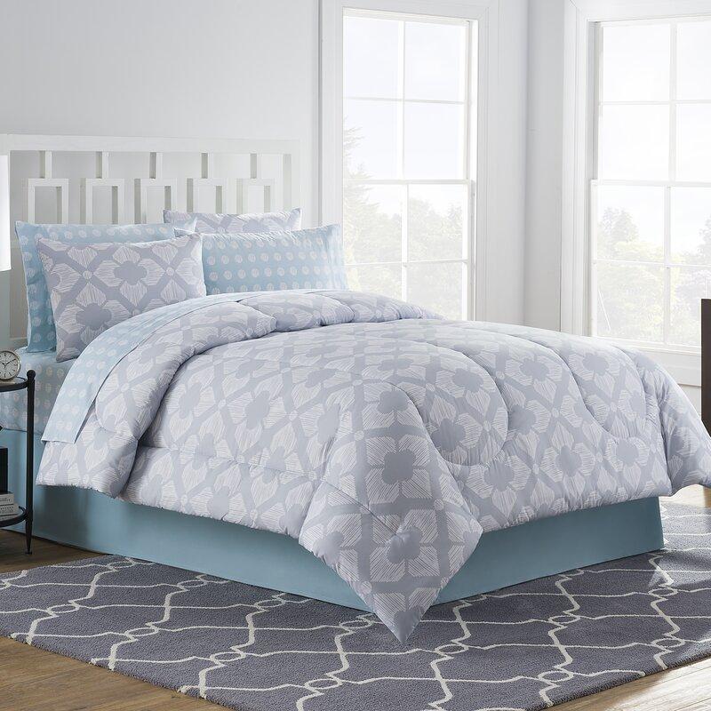 Ebern Designs Meinard Comforter Set