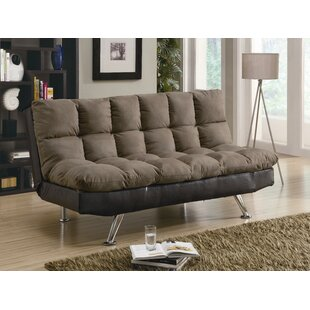 Great choice Millsap Convertible Sofa by Wildon Home® Reviews (2019) & Buyer's Guide