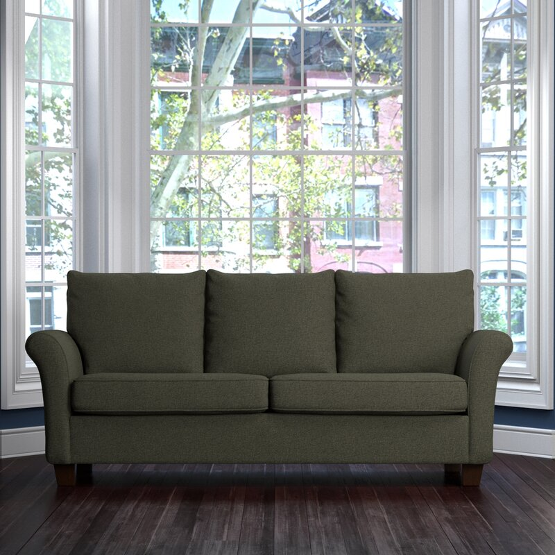 Handy Living Rockford SoFast Sofa Reviews Wayfair