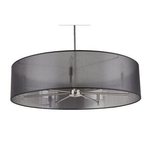 Mack & Milo Desirae 7-Light Drum Pendant
